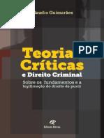 REVISÃO CRÍTICA DA PENA PRIVATIVA DE LIBERDADE - UMA APROXIMAÇÃO DEMOCRÁTICA