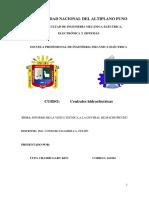 Central Hidroelectrica Informe 1