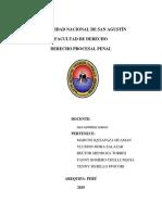 La Accion Penal en el Derecho Procesal Penal