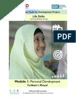 FM Module 1 Personal Development