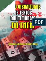Verbo-Visualidade de Textos Multimodais do Enem