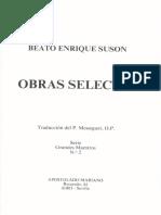 Beato Enrique Susón - Obras selectas