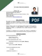 Curriculunvitae - Rufo Perez Reyes m