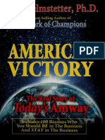 American Victory the Real Story of Todays Amway