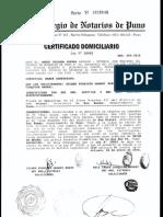 CERTIFICADO-DOMICILIARIO