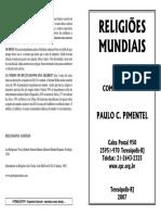 Religioes-Mundiais Paulo Pimentel