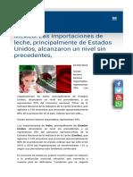 Mexico Las Importaciones de Leche Principalmente de Estados Unidos Alcanzaron Un Nivel Sin Precedentes.html