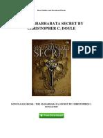 the-mahabharata-secret-by-christopher-c-doyle.pdf