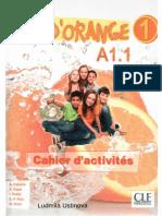 Jus d 39 Orange 1 Cahier