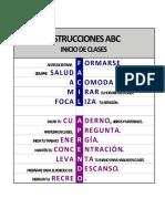 ACROSTICO INICIO CLASES.doc