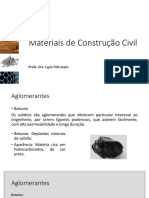 Aula 05-Materiais de Construçao