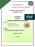Caudal Geotecnia 2019(Puma Becerra Luna)