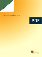 Rapport Annuel Taqamorroc 2016