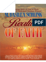 Basilea Schlink Realities of Faith