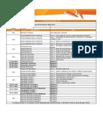 1-Cronograma - Processos Gerenciais 2ª Série - On Line