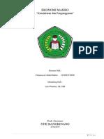 Makalah Kemiskinan Dan Pengangguran Study Kasus (2)