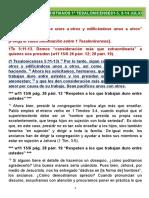 1ª Tesalonicenses 1-5