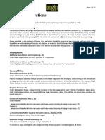Battletech - Core Rules - Strategic Operations - Errata 2.1