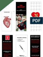 healing hearts brochure