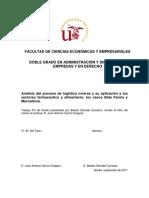 Analisis Del Proceso de Logistica Inversa y Su Aplicacion