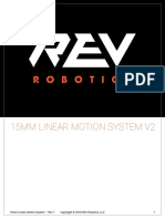 15mmLinearMotion Guide