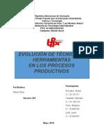 69787405-Evolucion-de-Tecnicas-y-Herramientas.doc