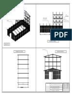 Estructura Planta Trilla Graimaca-estructura