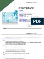 Proiect MEM