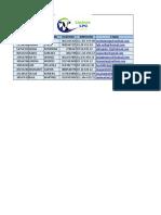 Creacion de Graficos Excel