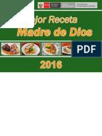 Recetas de cocina Amazónica