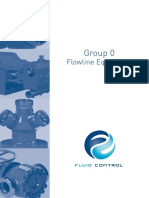Group0 Flowline Equipment
