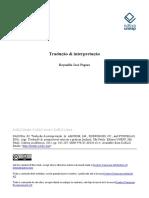Tradução e Interpretação-Unesp