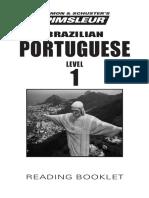 Portuguese Pimsleur