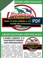 Meu Dinossauro Favorito Ramo Lobinhoge João Oscalino 2am