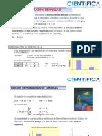 Dist. Binomial Poisson y Normal (Ucsur ) 2019 - i