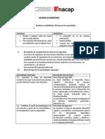 Formato Autorreporte