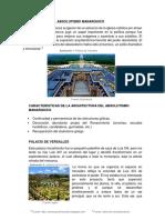 Arquitectura Del Absolutismo Manarquico