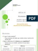 Aula 11 - Matrizes.pdf