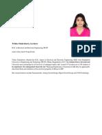 Trisha Chakraborty