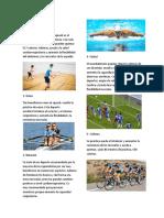 10 Deportes
