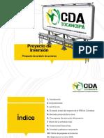 PROYECTO INVERSION TOCANCIPA