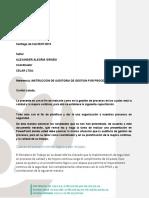 CAPACITACIÓN DE INDICADORES DE GESTION