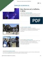 Notícias Sobre Produção Audiovisual _ EL PAÍS Brasil