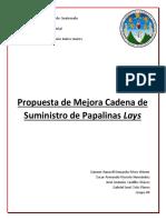 Propuesta Cadena Suministro Fritolay