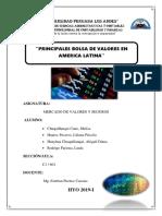 Bolsa de Valores Latinoamericano