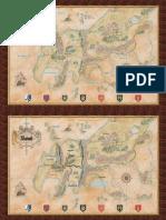 7th Sea - Thean Maps