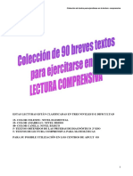Lecturas Sss 2