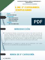 RENTA DE QUINTA CATEGORIA- EMPLEADOS.pdf