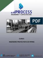 ingeniero de procesos pyping