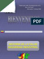 Historia de Salud Ocupacional Mirna